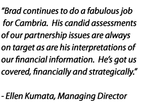 Cambria Consulting, Inc.